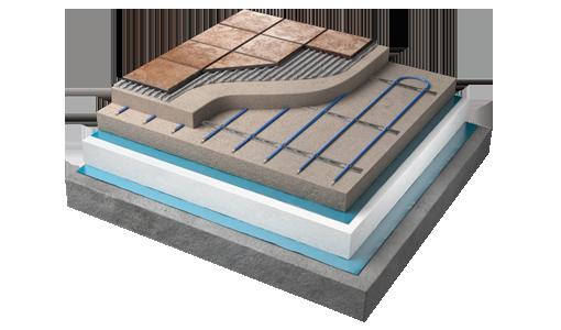 muestra-calefacción-piso-radiante-con-aislamiento